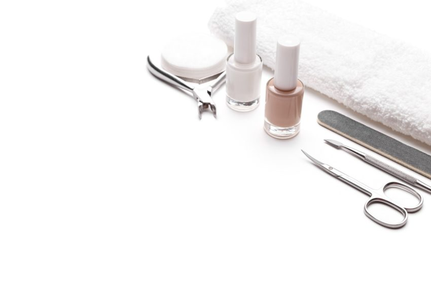Manicure items